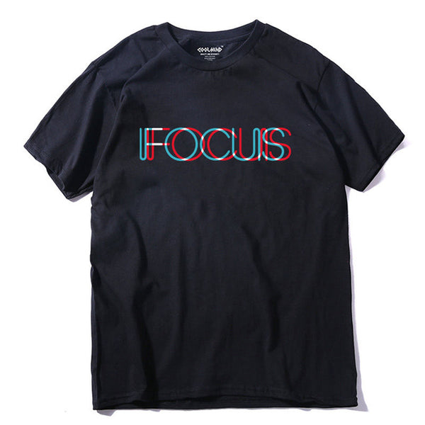 Focus 3D T-Shirt - AESTHEDEX