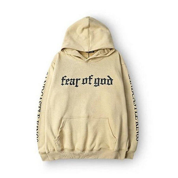 Fear Of God Pullover Hoodie - AESTHEDEX