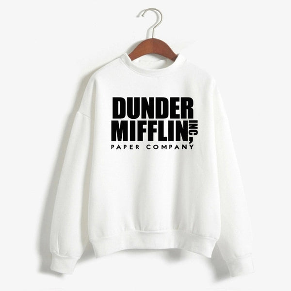 Dunder Mifflin Paper Company, Inc. Sweatshirt - AESTHEDEX