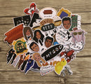 Friends Decal Stickers - AESTHEDEX