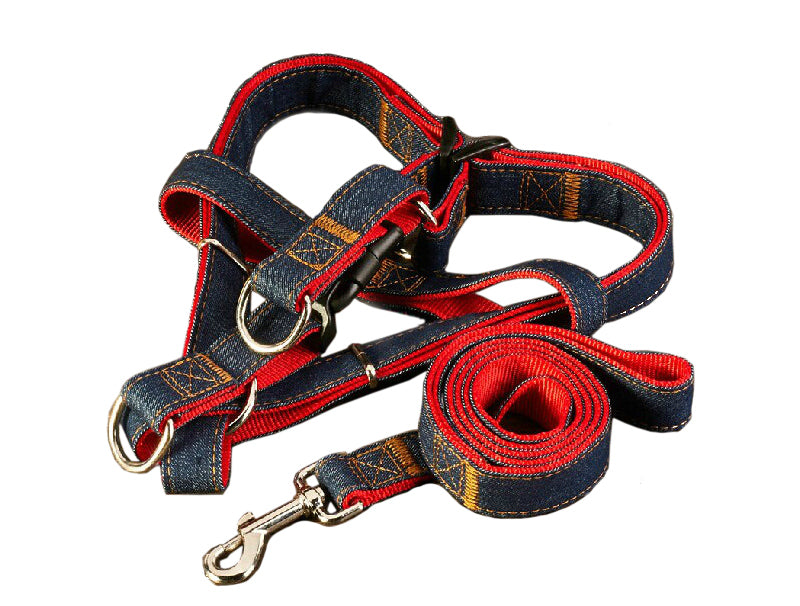 Dog Leashes Harness