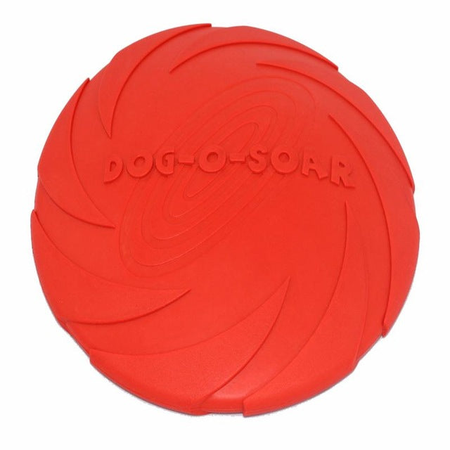 Flying Disc Dog Toy