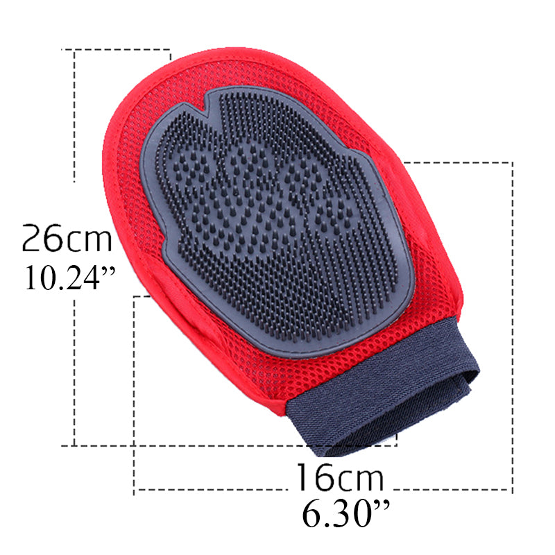 Double Side Pet Brush