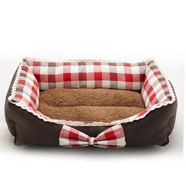 Square Dogs Bed