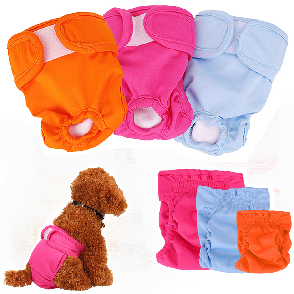 Soft Female Dog Pants
