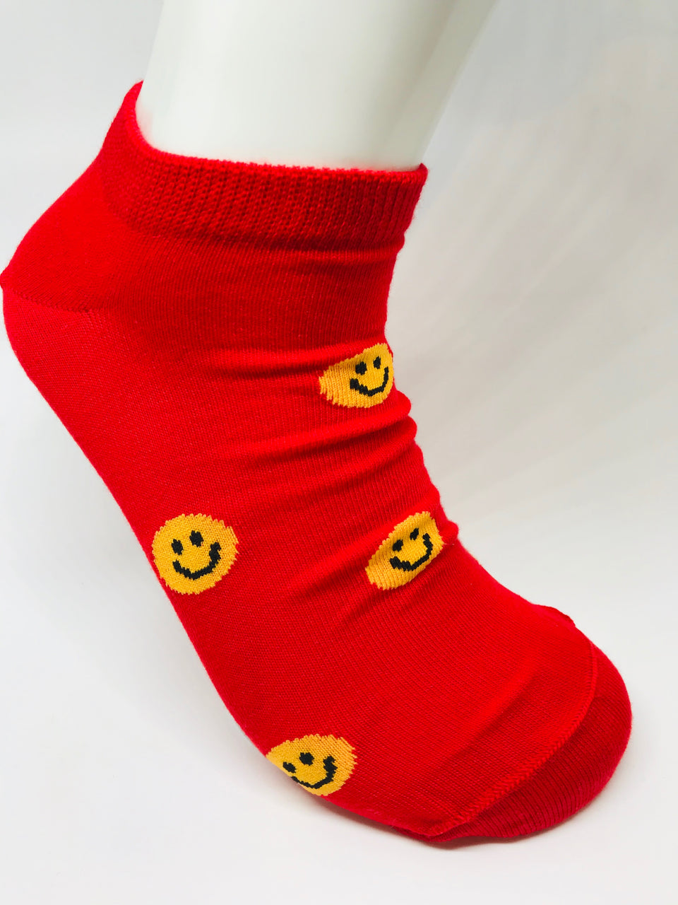Smile Low Sock