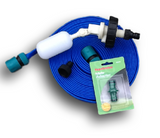 Mains Water FLAT Hose Autofill Adaptor Kit Aqua Roll, Roly Poly, Water Hog & More