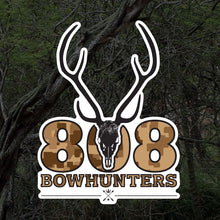 808 Bowhunters Sticker