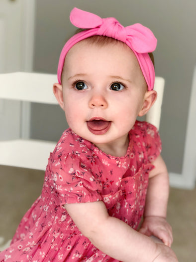 Bohemian Cotton Baby Headband