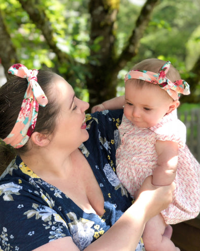 Mommy and Me Matching Headband Set