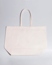 custom print large carry tote bag