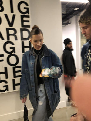 Bella Hadid at Hxouse x Zargara