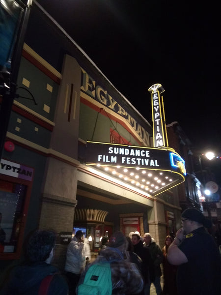 Zargara at Sundance Film Festival 2019