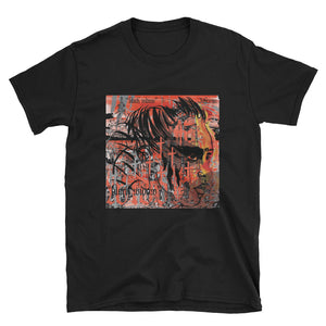 """Black Widow"" Black tee from Season 8 ""Inferno: From the Ashes"" by Zargara label"
