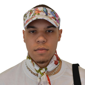 """of Eden"" Visor, from fashion label Zargara Season 7: ""Divine Souls of Eden"", Ottawa, Canada"