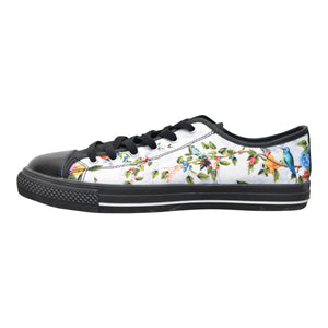 """of Eden"" Low Top Sneakers, from fashion label Zargara Season 7: ""Divine Souls of Eden"", Ottawa, Canada"