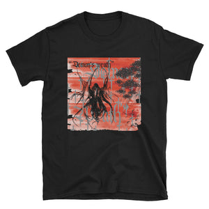 """Demon's Wrath"" Black tee from Season 8 ""Inferno: From the Ashes"" by Zargara label"
