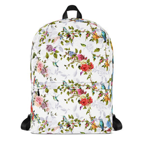 """of Eden"" Backpack w/ Laptop Compartment, From fashion label Zargara Season 7: ""Divine Souls of Eden"", Ottawa, Canada"