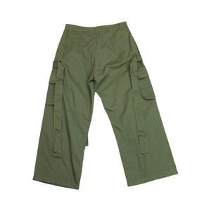 "Zargara ""The General"" Velcro Strapped Olive Pants (Unisex), Ottawa fashion streetwear from Season 6: ""Leave No Man Behind"""