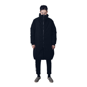 """Dante"" Padded Zip-up Coat from Season 8 ""Inferno: From the Ashes"" by Zargara label"