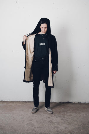 """Dante"" Extended Sherpa Lining Hoodie from Season 8 ""Inferno: From the Ashes"" by Zargara label"