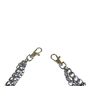 """Black Widow"" Metal Chain from Season 8 ""Inferno: From the Ashes"" by Zargara label"