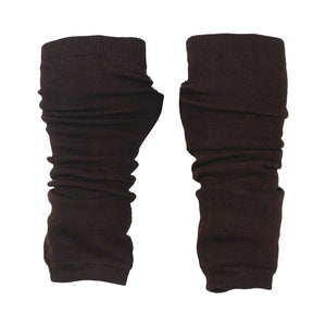 """Beast"" Dark Brown Fingerless Gloves // Zargara Season 5 ""Be Your Own Kind"""