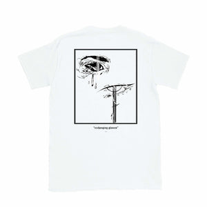 """Exchanging Glances"" Zargara Art Tee (Black, White), Ottawa"
