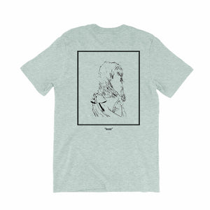 """Beast"" Zargara Art Tee (Black, White, Grey), Ottawa"