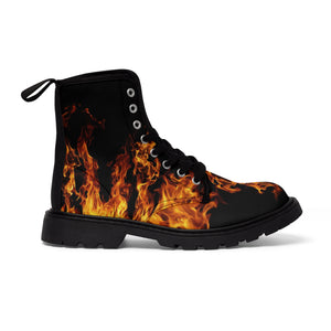 """Sinners"" Boots from Season 8 ""Inferno: from the Ashes"" by Zargara Label"