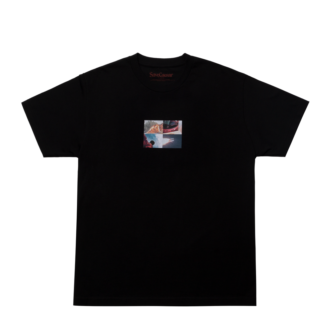 'ASIA + HAWAII TOUR' TEE (BLACK)