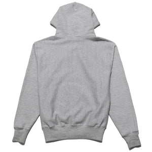 'COLLEGE DROPOUT' HOODIE GREY