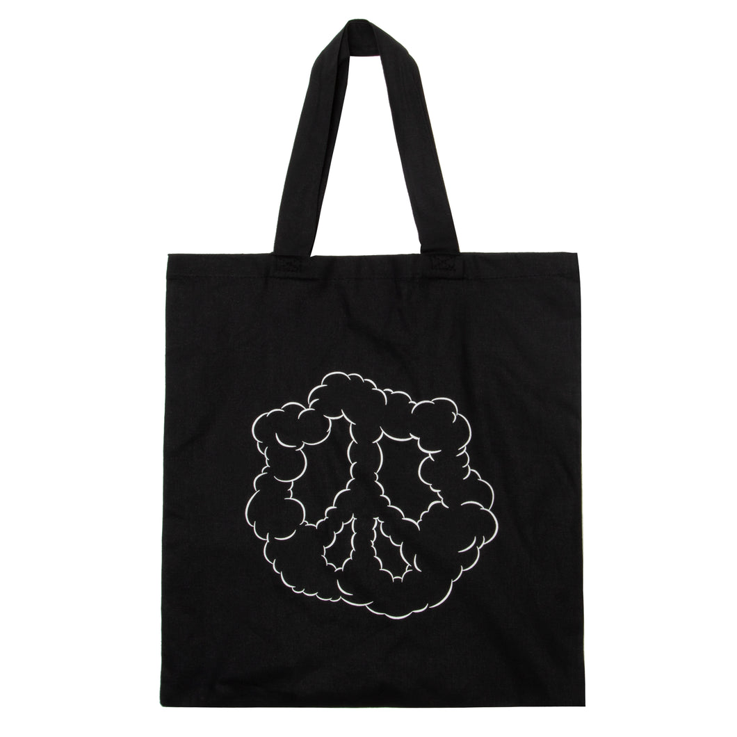 'FINALLY FOUND PEACE' TOTE