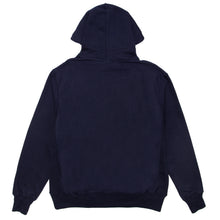 'COLLEGE DROPOUT' HOODIE NAVY