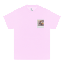 'GLORIA'S FLOWER SHOP' TEE (BABY PINK)