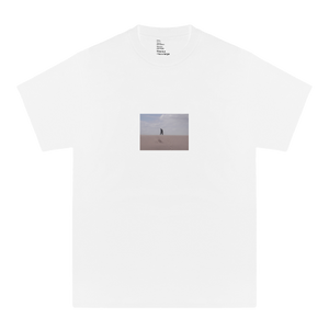 'CS01 TOUR V1' TEE (WHITE)