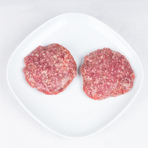 Rinder-Burger Patties (1 Stück | ca. 200g)