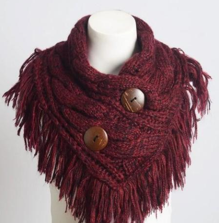 New Infinity and Square Scarves Added