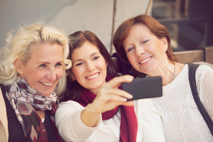 Women Friends: One of Midlife's Gifts