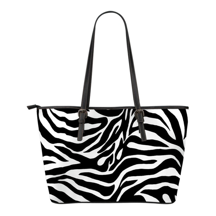 Zebra Print - Small Handbag
