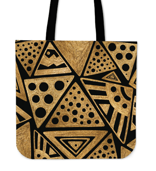 Africa-Inspired Tote Bag