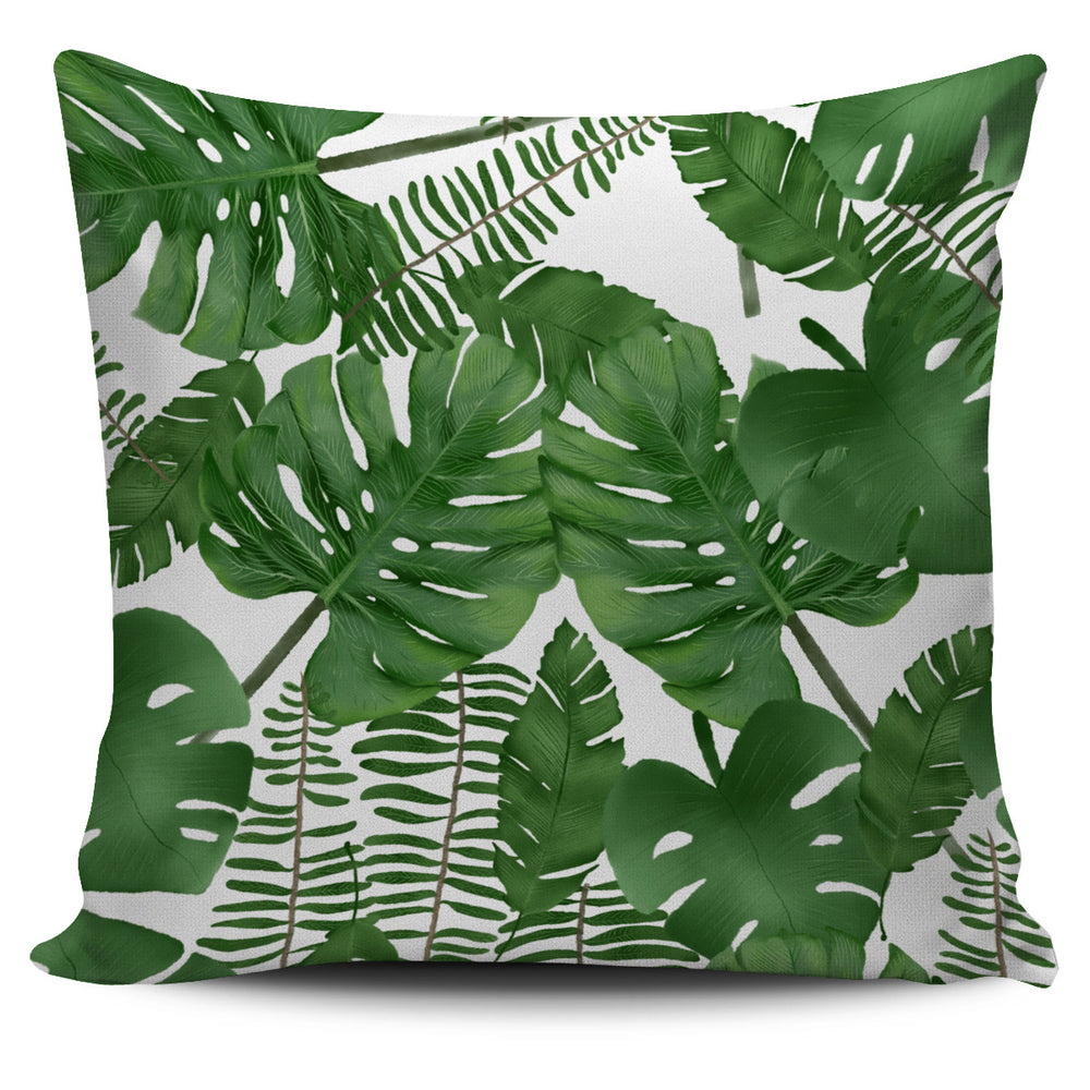 Tropical Throw Pillow Cover