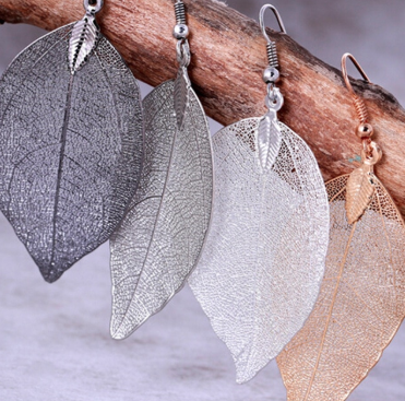 Classy Leaf Earrings