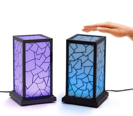 Long Distance Friendship Lamps for Valentine's Day - The Lamp that you Touch to Connect with Long-Distance Loved Ones!  The Perfect Men's Valentine Gift