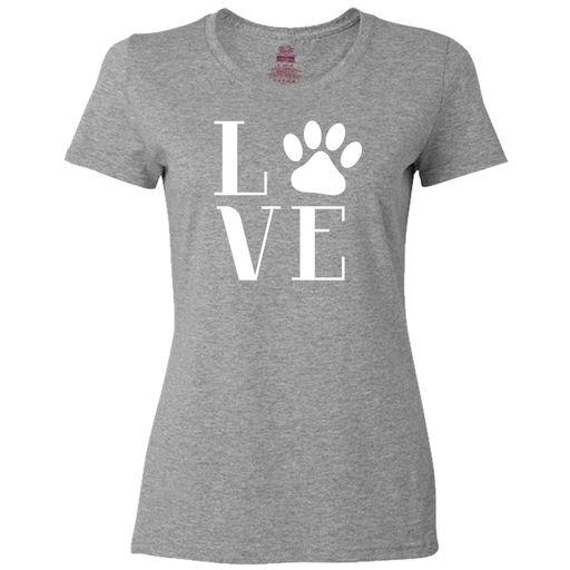 I Love My Fur Baby T-Shirt