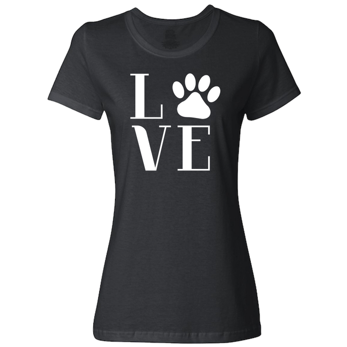 Pet Lover T-shirt - I Love My Fur Baby T-Shirt