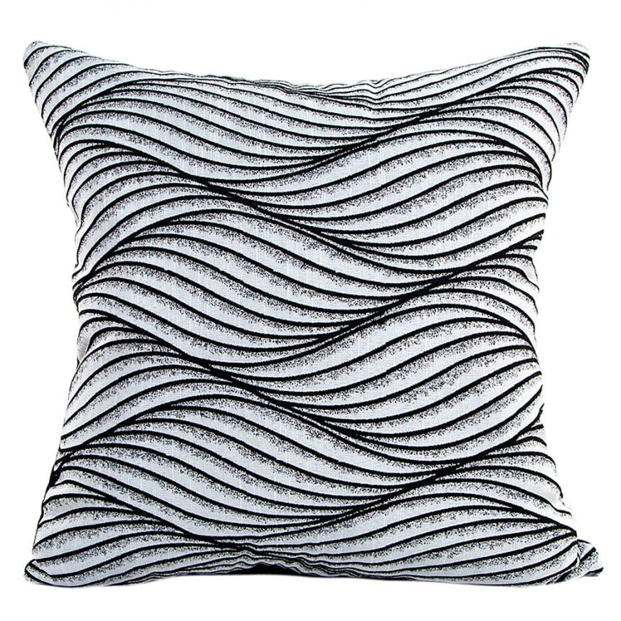 Contemporary Graphics Cushion Covers