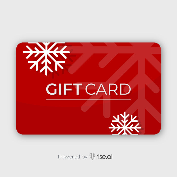 Gift Card - Perfect for Mother's Day, Father's Day, Valentine's Day, Birthdays or Christmas