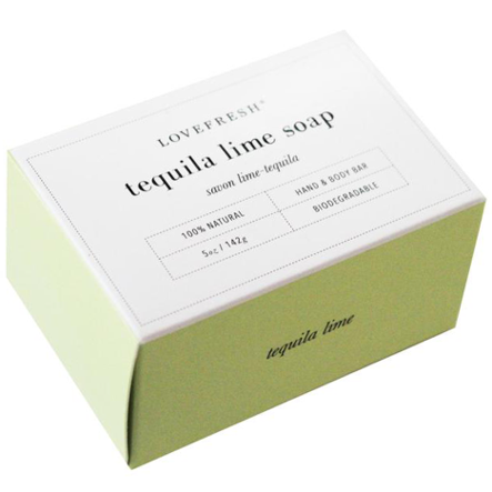 Savon Lime-tequila