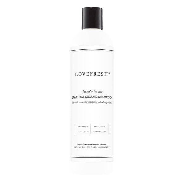 Shampooing lime et pamplemousse
